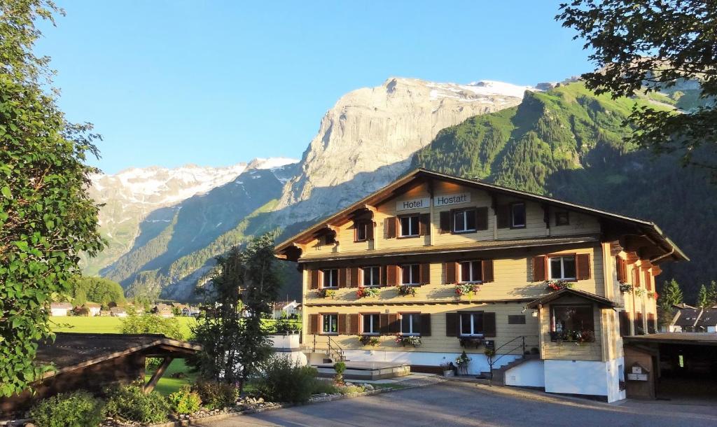 Hotel Garni Engelberg