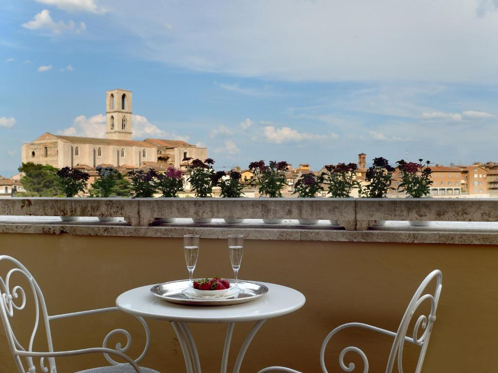 Hotel Sangallo Palace Perugia