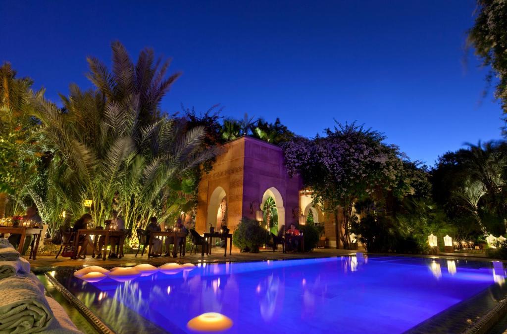 Hotel Tresor Marrakech