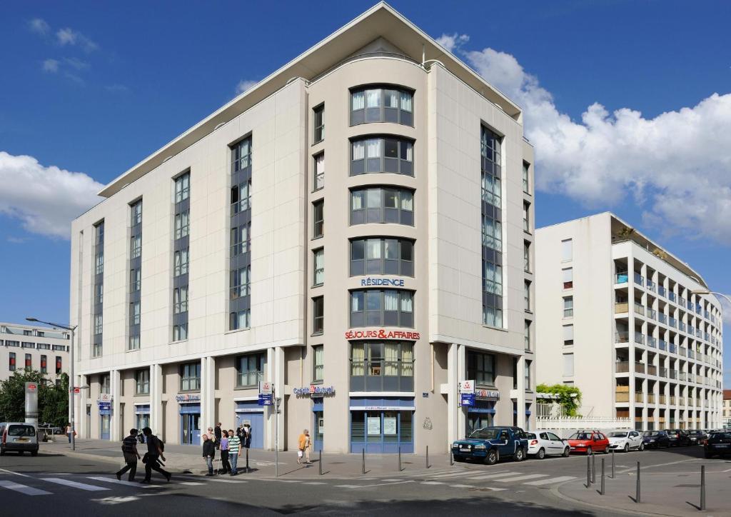 Séjours   Affaires Lyon Park Avenue, Appart hotel Lyon 085677c7bf96