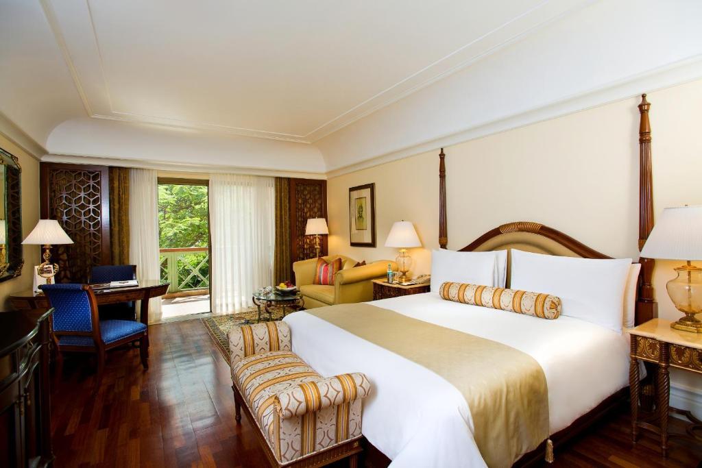 Leela Palace Room Service Menu