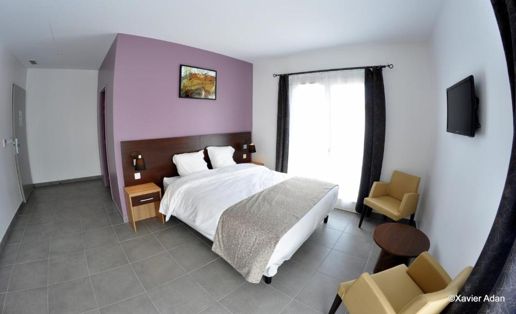 douce france cuxac d 39 aude online booking viamichelin. Black Bedroom Furniture Sets. Home Design Ideas