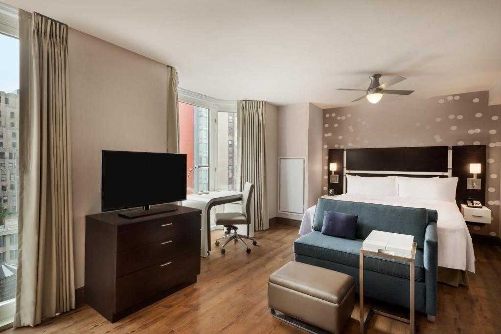 Hotel Homewood Suites Midtown Manhattan Times Square South New York City