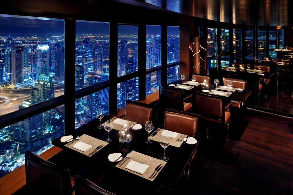 Marriott Harbour Hotel And Suites Dubai Marina