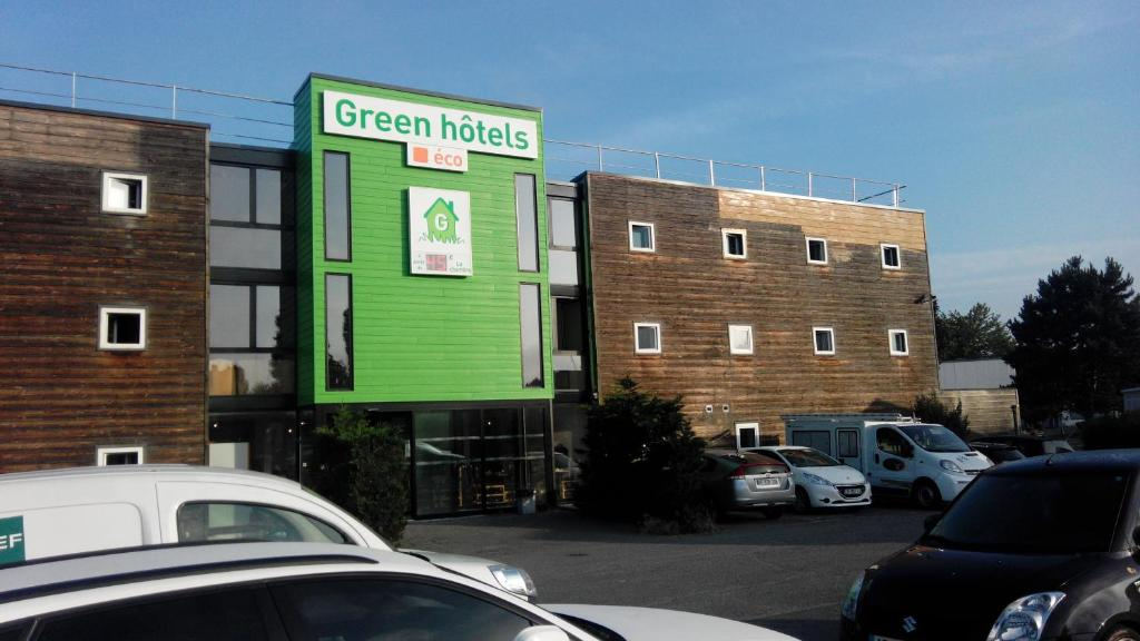 Foyer Hotel Fleury Merogis : Green hotels fleury merogis Évry online booking