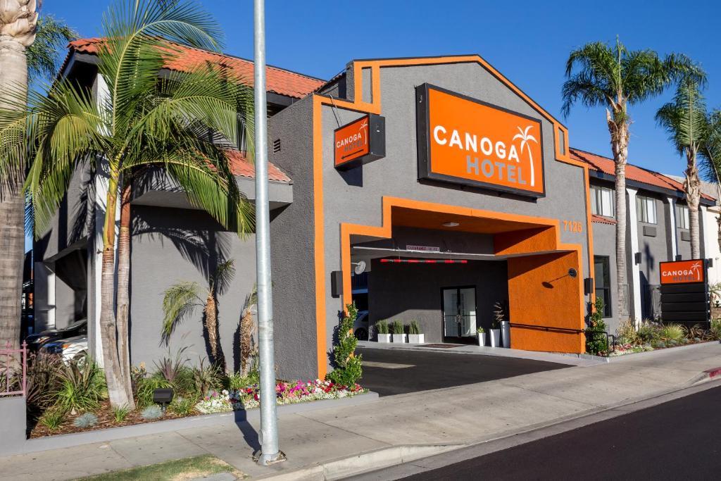 Canoga Hotel Canoga Park Ca