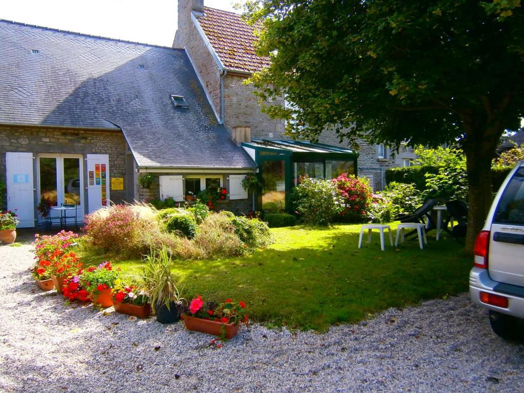 Gästezimmer Au Jardin Fleuri, Gästezimmer Céaux