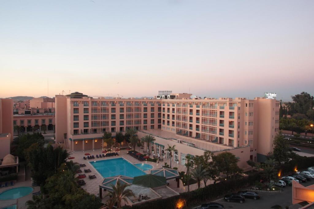 Hotel Grand Mogador Menara Marrakech