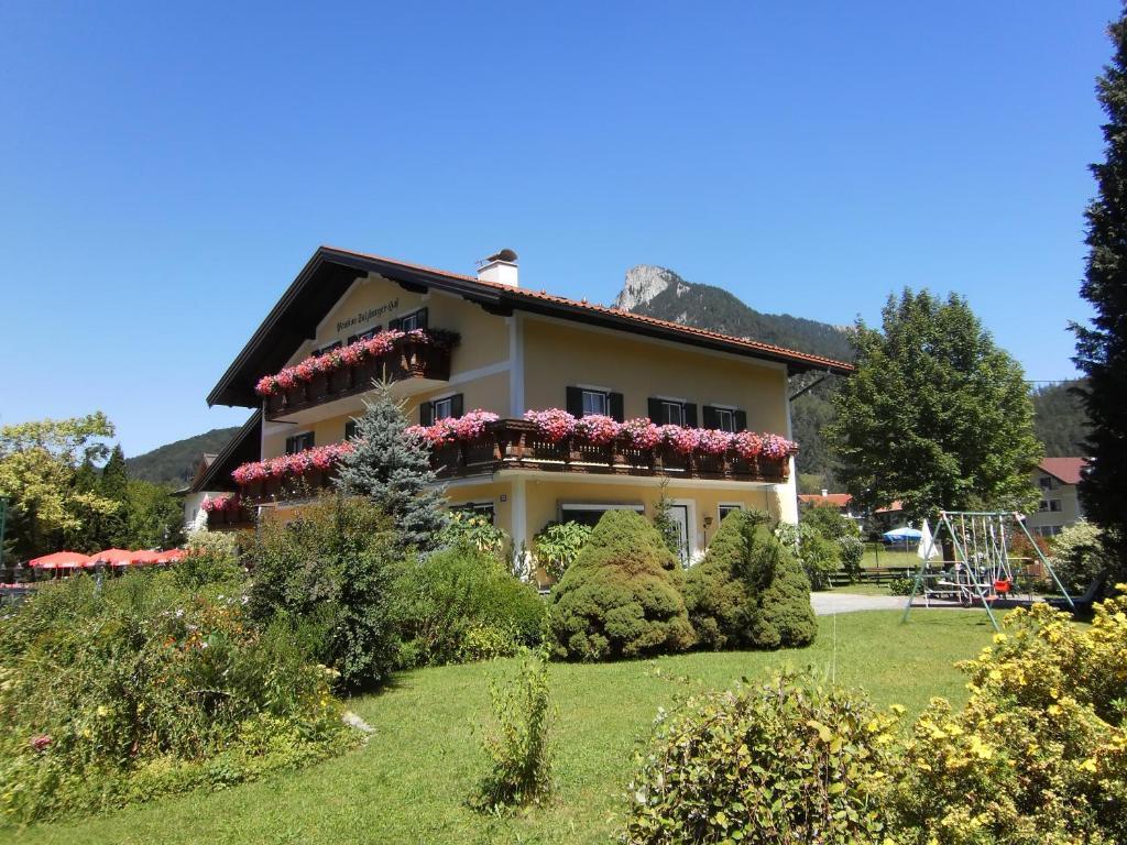 Pension Salzburger Hof Bed Breakfasts Fuschl Am See