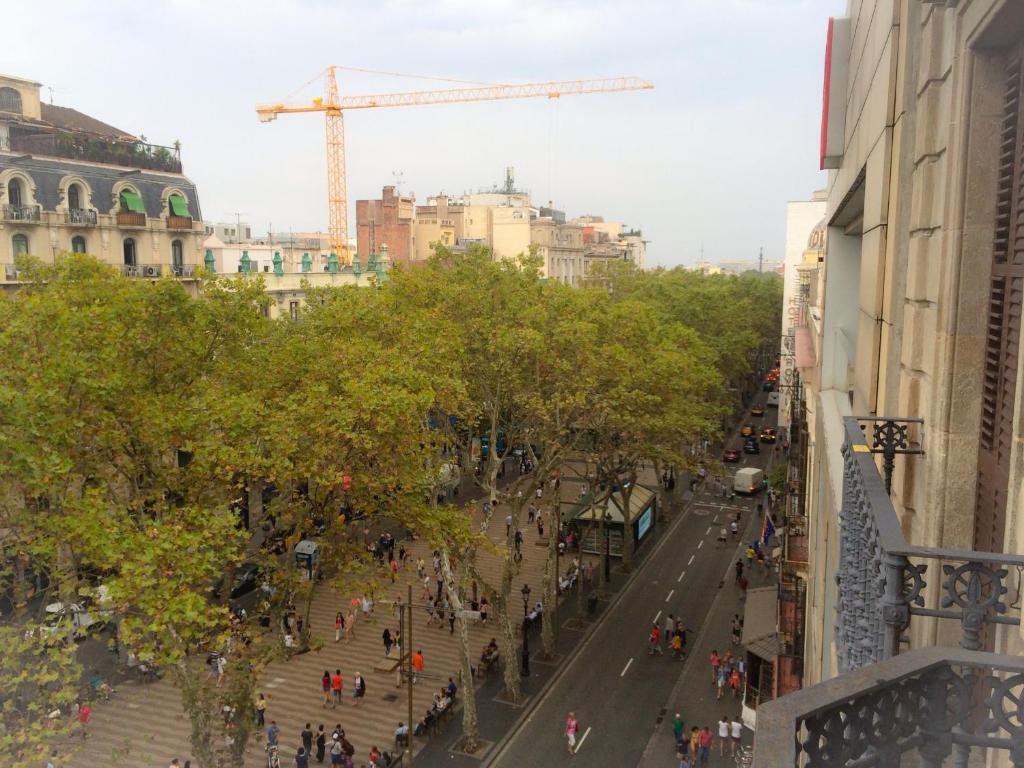 Barcelona Bed And Breakfast Las Ramblas