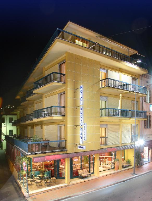Hotel Corso Matteotti Montecatini Terme