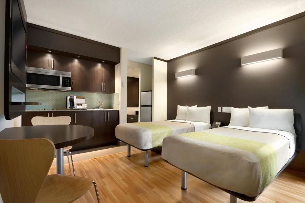 Studio 6 Downtown Toronto Appart Hotels Toronto