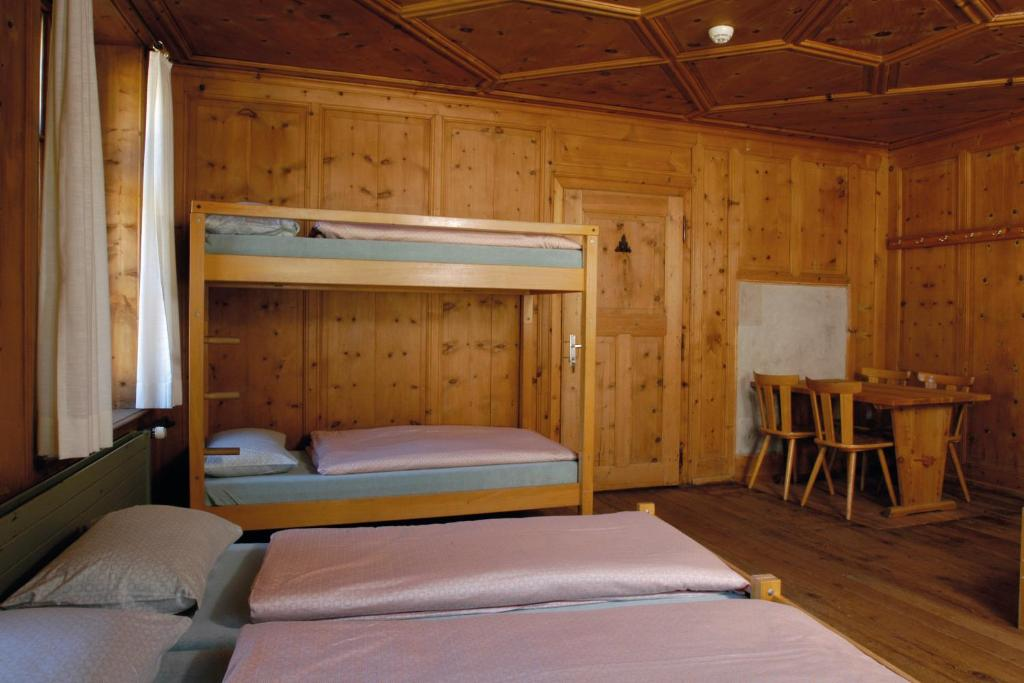 Youth Hostel Family Rooms