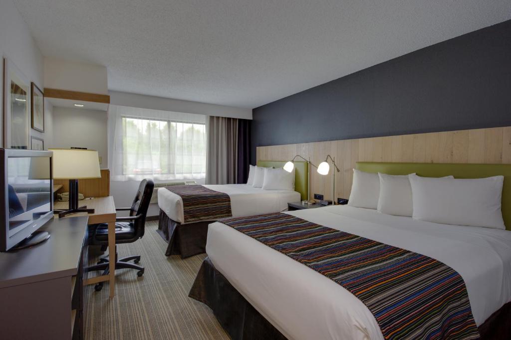 Country inn suites by radisson frederick md for Habitaciones familiares italia