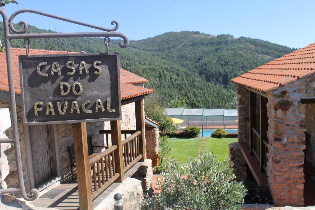 Casas do Favacal, Holiday homes Penela