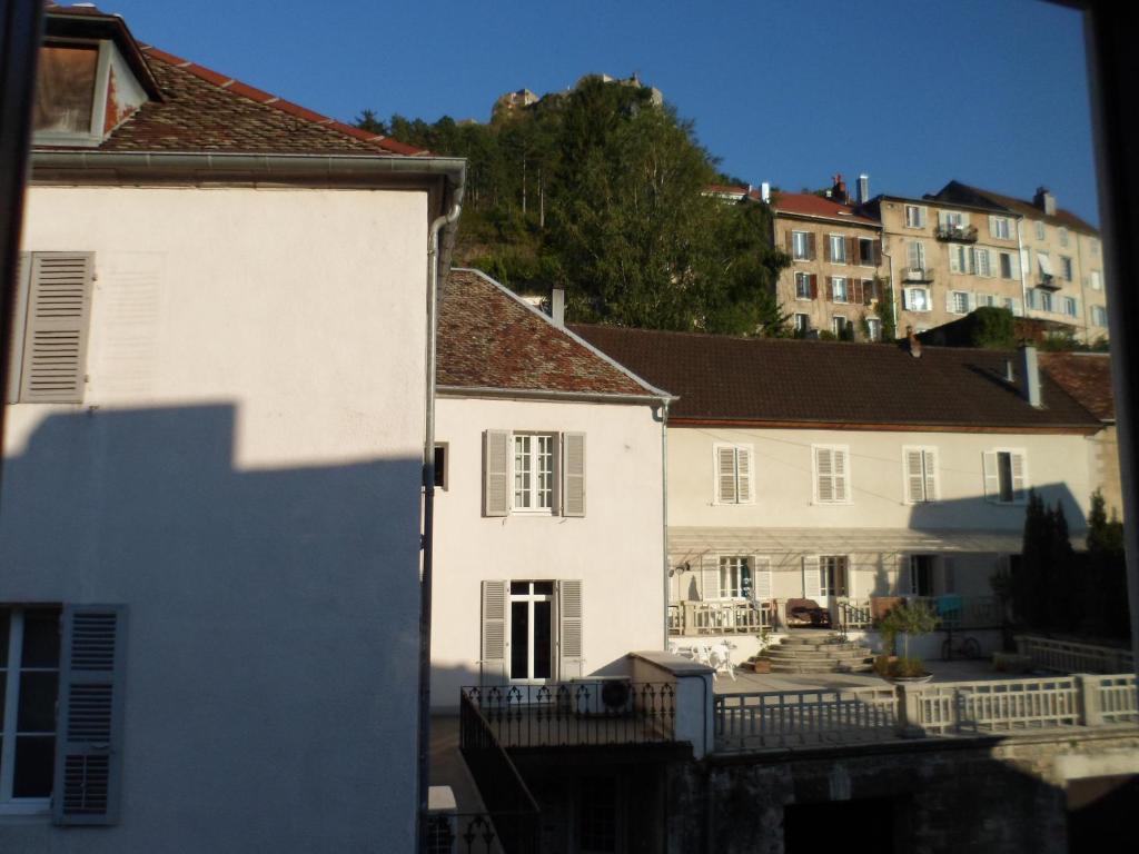 H tel des deux forts salins les bains book your hotel with viamichelin - Hotel salins les bains ...