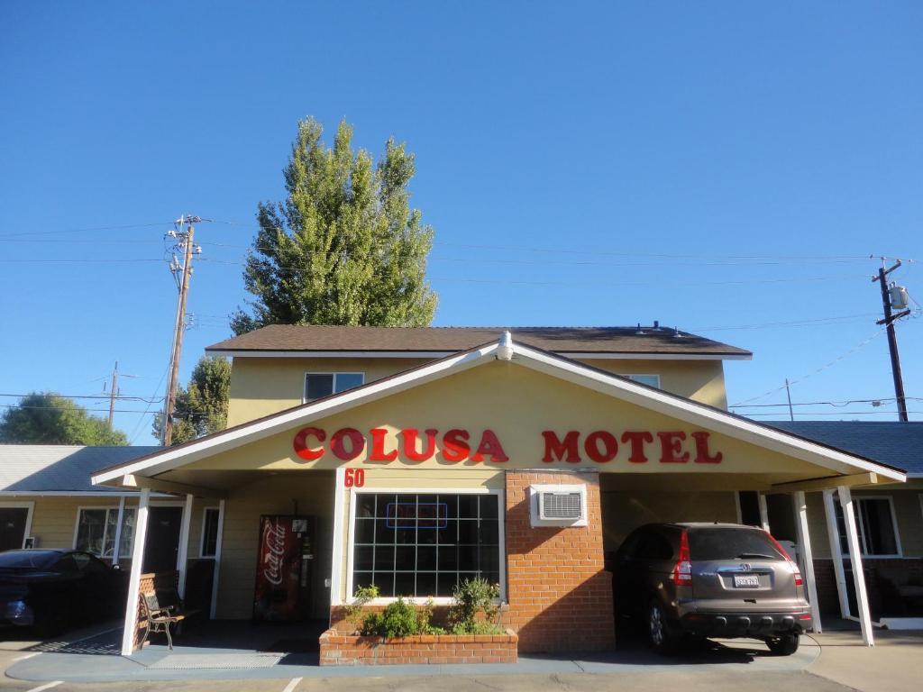Colusa motel r servation gratuite sur viamichelin for Motel one wellness