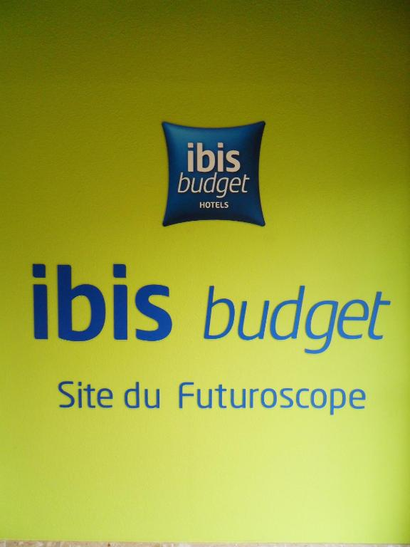 ibis budget site du futuroscope saint georges l s baillargeaux book your hotel with viamichelin. Black Bedroom Furniture Sets. Home Design Ideas