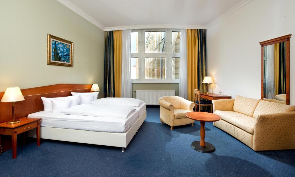 Hotel Wyndham Berlin Mitte