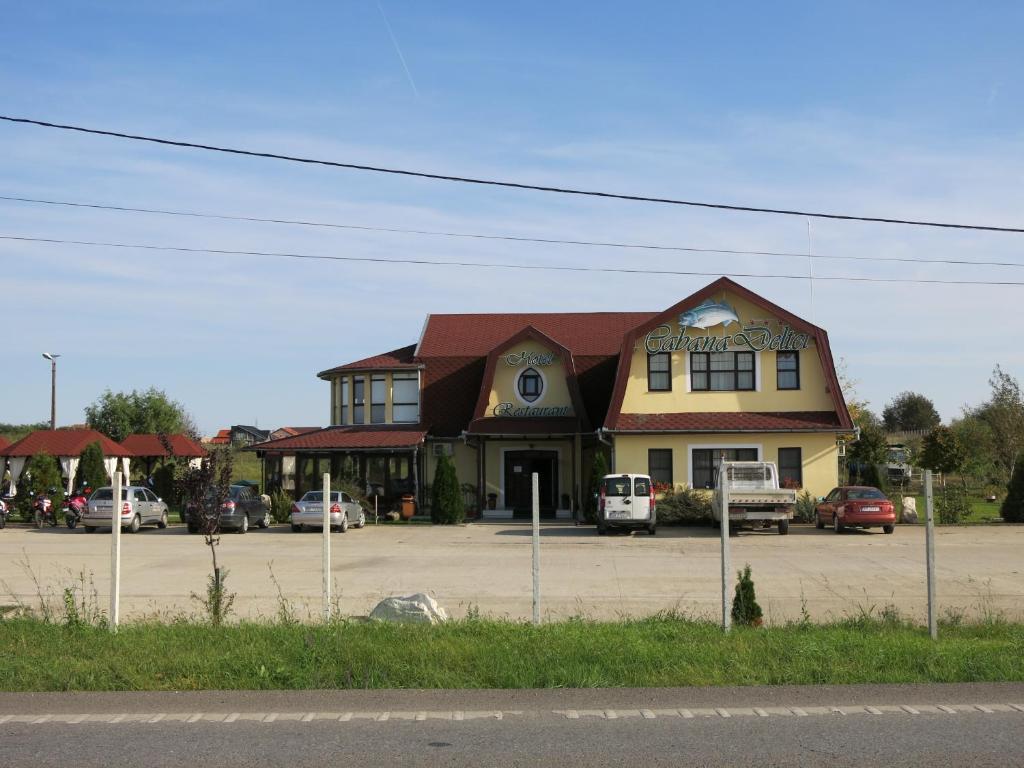 Cabana deltei agu prenotazione on line viamichelin for Piani di progettazione cabana