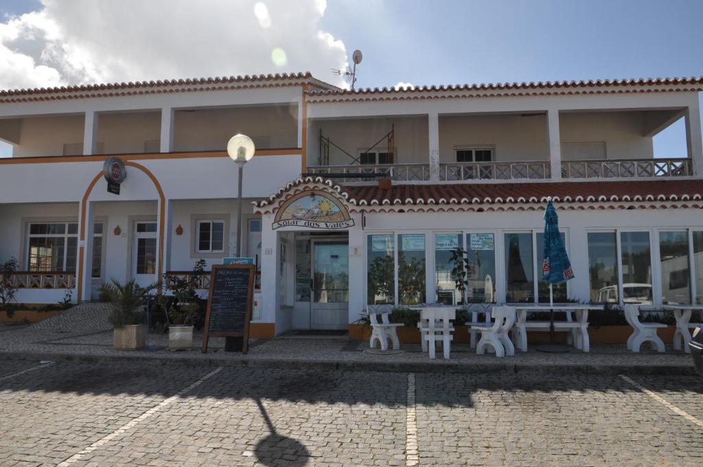 Solar dos vales casas rurales aljezur - Casas rurales portugal ...