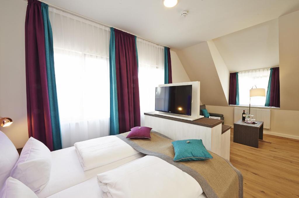 hotel elch boutique n rnberg informationen und buchungen online viamichelin. Black Bedroom Furniture Sets. Home Design Ideas