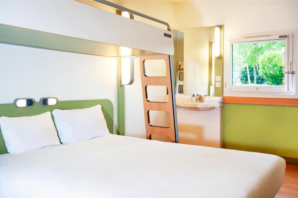 Hotel ibis budget Orléans nord Saran