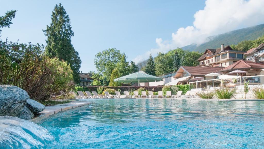 Hotel Les Chataigniers Saint Jorioz
