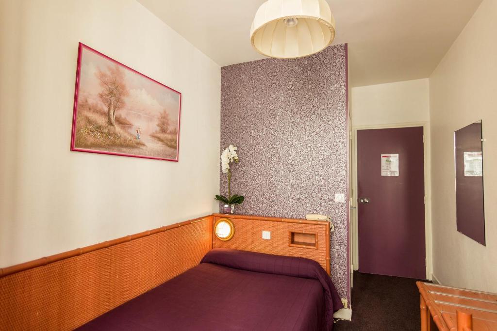 Hotel Abc Champerret  Rue Danton  Levallois Paris France