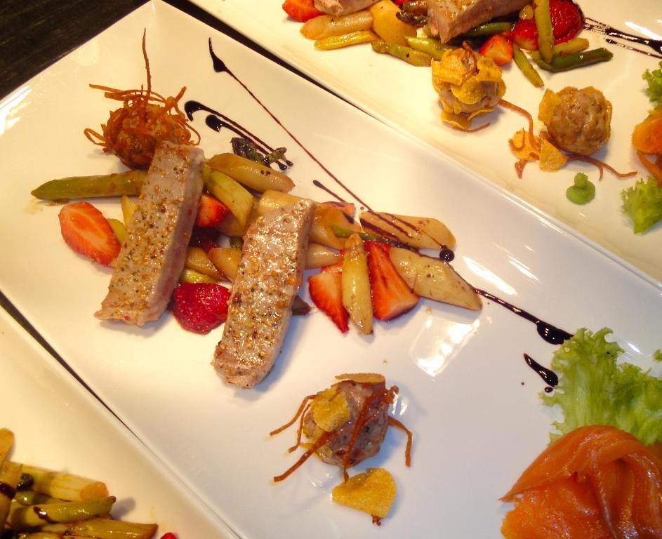 Restaurant St Vallier
