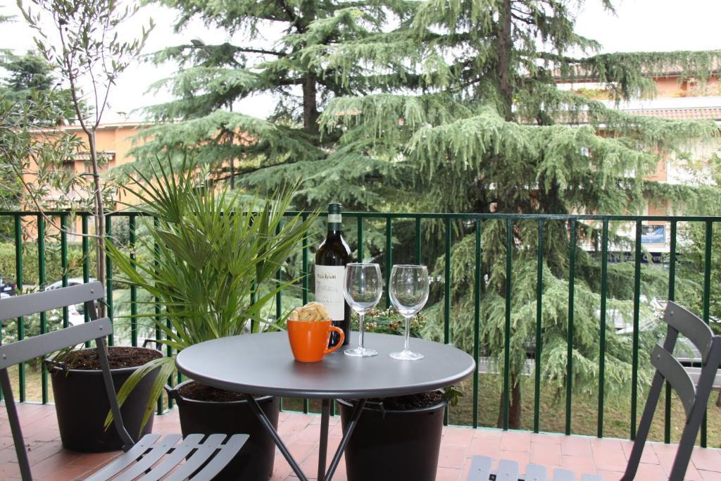 Terrazze Fiorite, Wohnung Bergamo