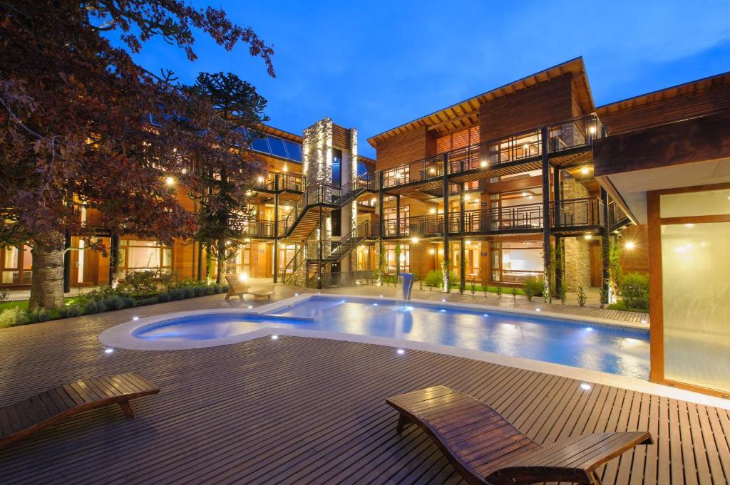 hotel amonite apart spa san martín de los andes