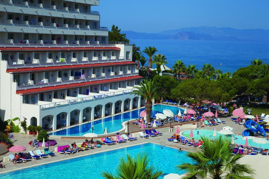 Batihan Beach Resort Spa 24h All Inclusive Holiday Residences Kusadasi