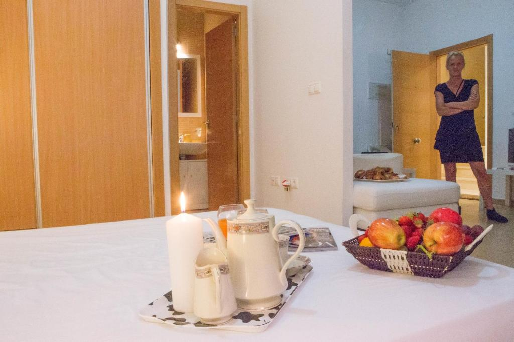 Apartamentos santa barbara r servation gratuite sur viamichelin - Apartamentos santa barbara ...