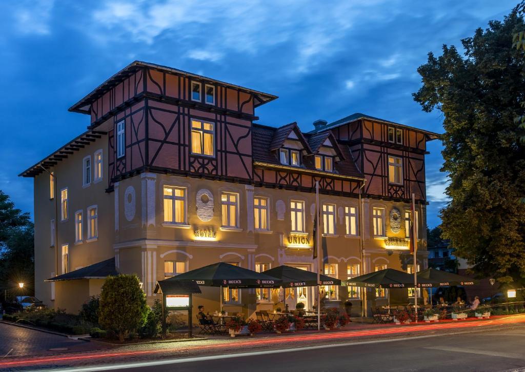 Hotel Union Salzwedel Bewertungen