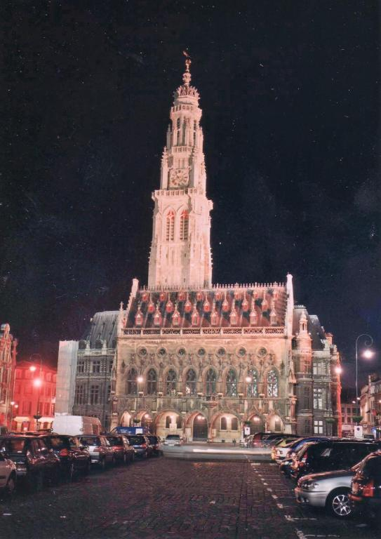 Hotels In Arras France With Parking
