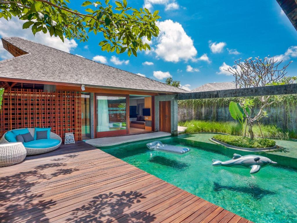 The Santai Villas A Umalas Bali Indonesie