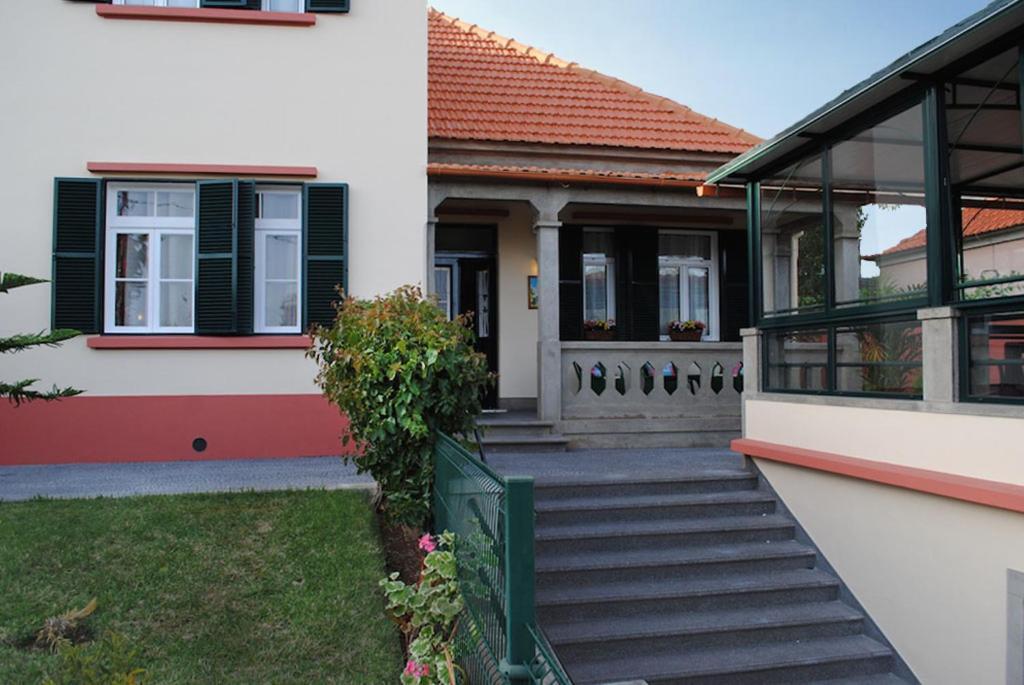 Quinta Mar Sol Chambres D Hotes Funchal