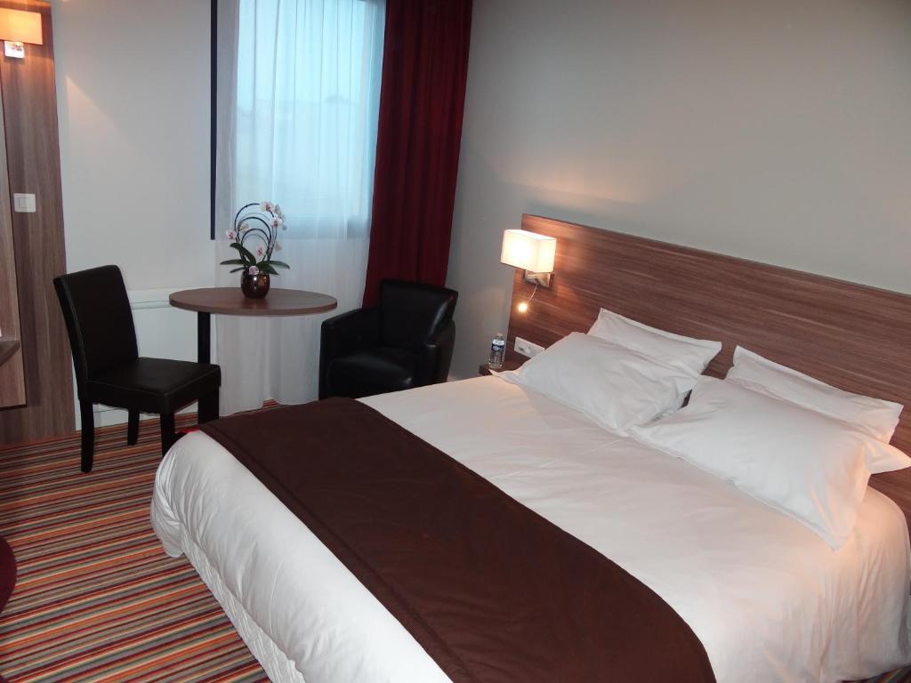 rit hotel touvotel citotel dieppe dieppe viamichelin. Black Bedroom Furniture Sets. Home Design Ideas