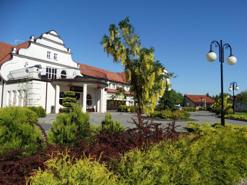 Hotel wityng r servation gratuite sur viamichelin for Reservation gratuite hotel