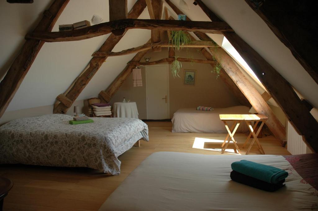 Chambre D Hotes La Maison Du Mesnil Bed Breakfast In Saint
