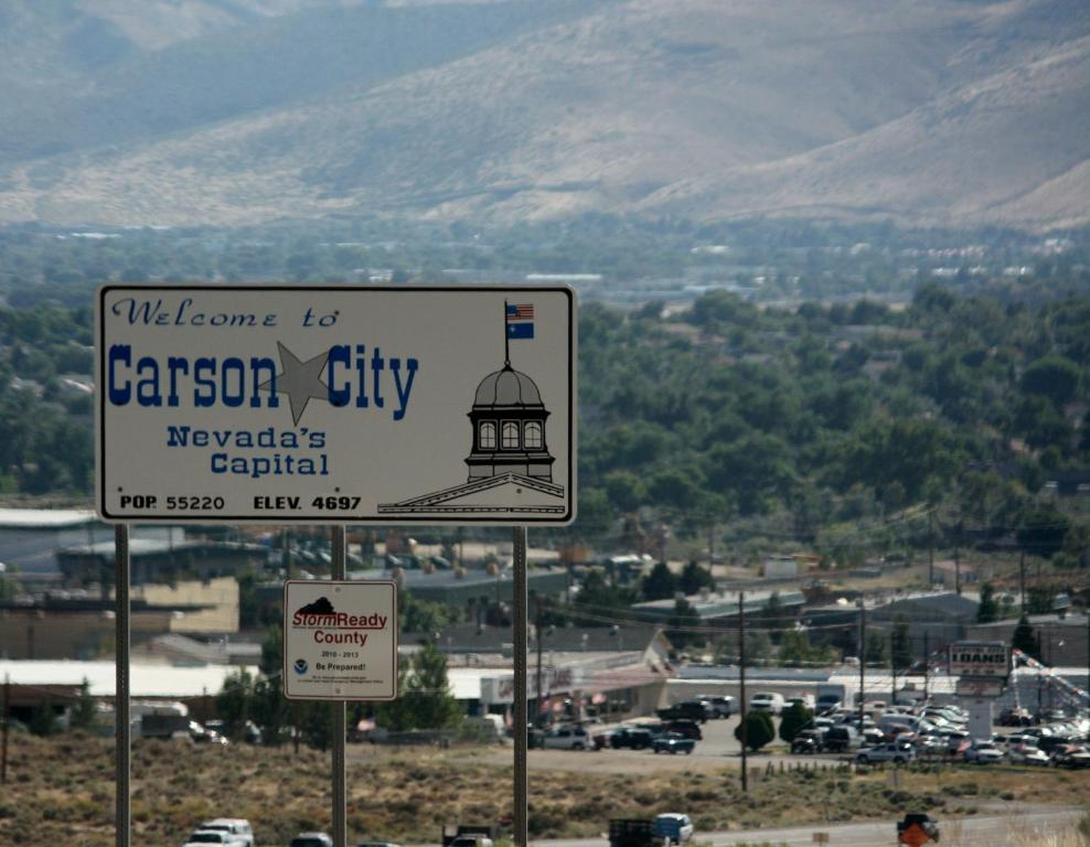 Gold Dust Hotel Carson City