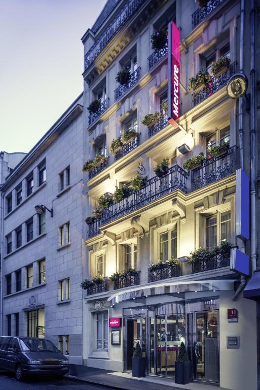 Hotel Mercure La Sorbonne Saint-Germain-des-Prés Paris