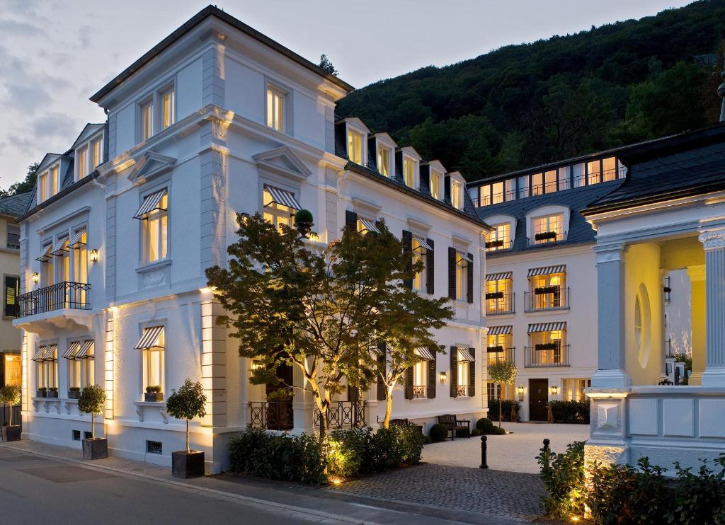 Boutique Hotel Heidelberg Suites Small Luxury Hotels Of The World Formerly