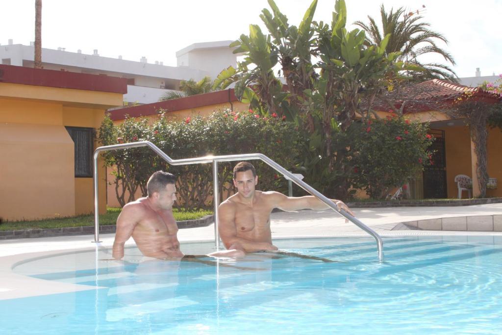 Gran Canaria's favourite gay resort