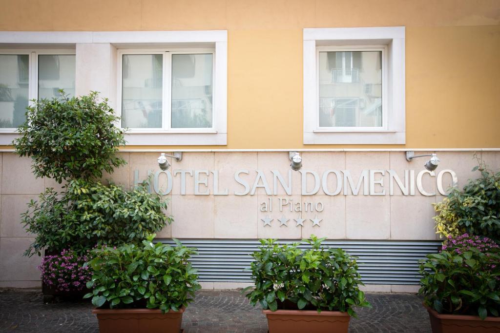 Hotel San Domenico Al Piano A Matera