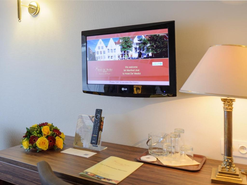 Hotel De Medici Bruges Booking