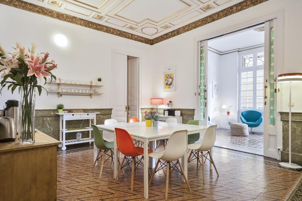 Plaza Catalunya Guest House Chambres D Hotes Barcelone