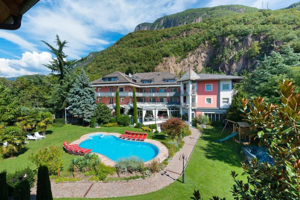 Business Resort Parkhotel Werth Hotel In Bolzano Wander