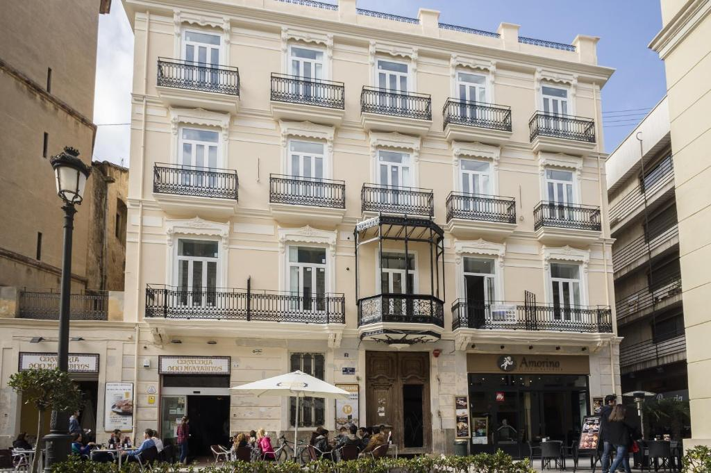 Hotel San Lorenzo Boutique Valencia